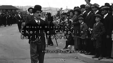 5 Minute History: Charlie Chaplin's Early Years