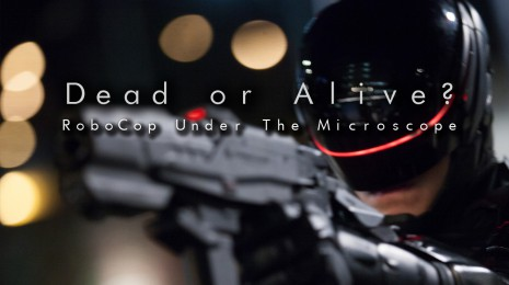 Robocop under the Microscope
