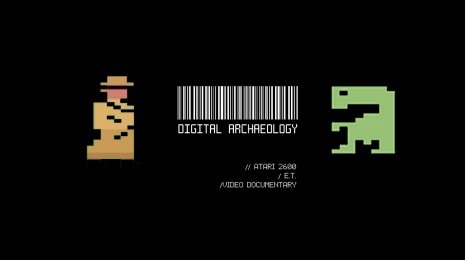 Digital Archaeology - E.T. Atari 2600