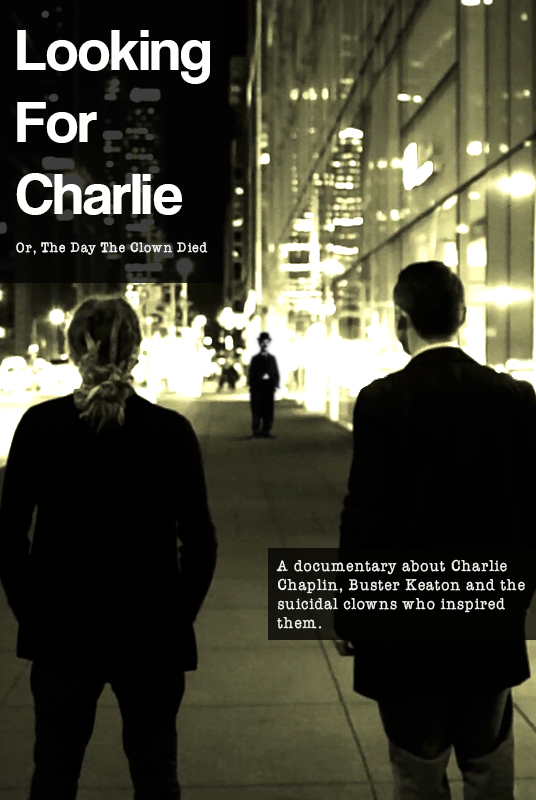 Looking for Charlie - Official Poster #1