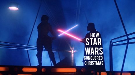 How Star Wars Conquered Christmas